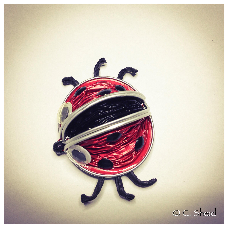 Coccinelle (magnet)