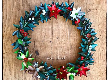 Les couronnes de Noël