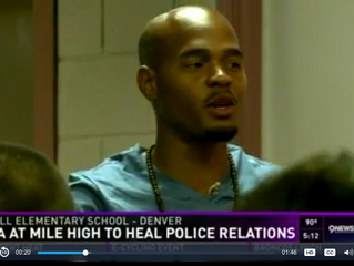 Instructor wants to heal police, race relations through yoga
