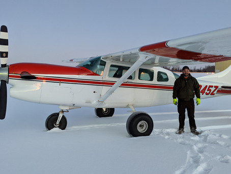 Who Else wants to fly this plane! Colorado Ski Trip!