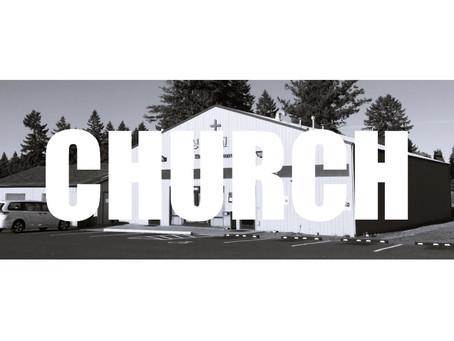 교회 홈페이지