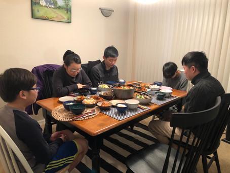 2019년 성산교회 교육부 Staff 모임