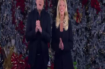 Songful Artists singing Santa Baby