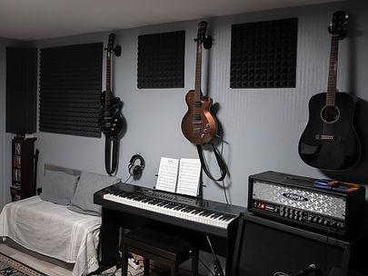 Le Studio.