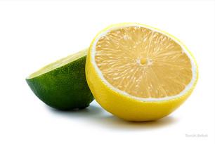 Citron a limeta