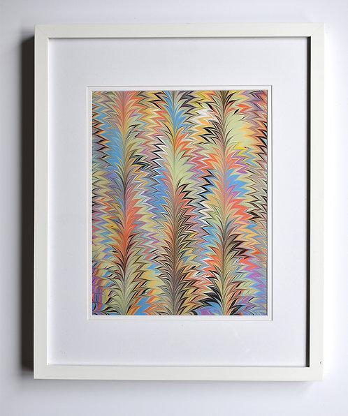 Colorful Fern