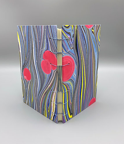 French Link Marbled Sketchbook small