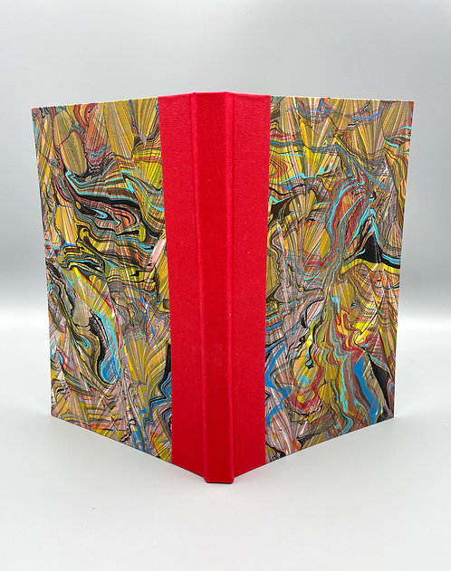 """Large Write/Sketch """"The Classic"""" with Double Marbled paper"""