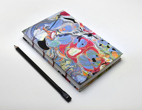 Small Sketchbook, Double Marbled