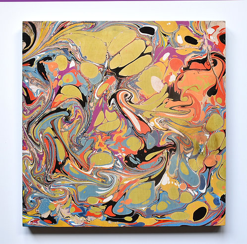 Freestyle Marbled Abstract