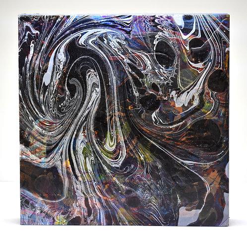 Tripple Marbled Swirl