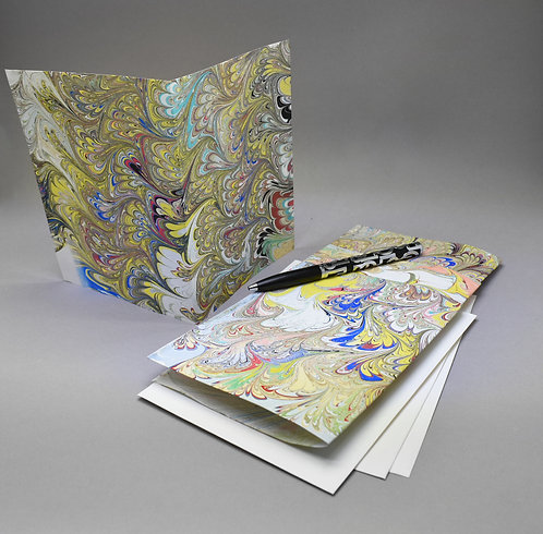 """4 pack blank cards 5"""" x 7"""""""