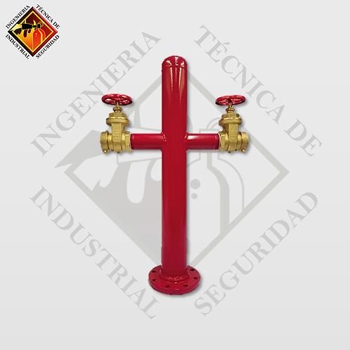 Hidrante Industrial Tipo T