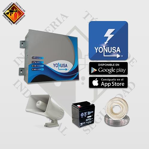 Kits de Sistemas de Seguridad Perimetral + Alambrado Eléctrico