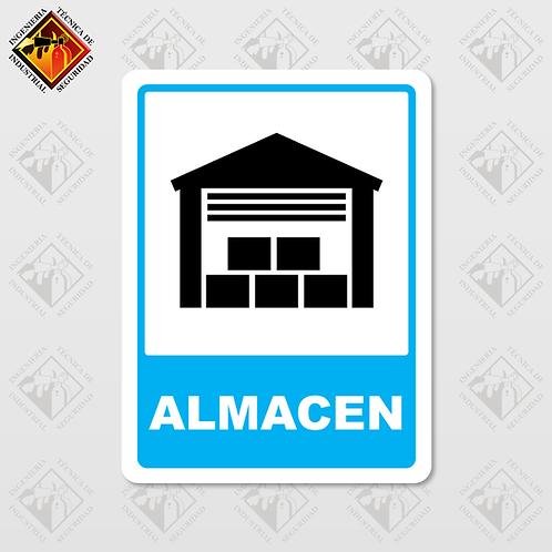 "Señal de ""ALMACEN"""