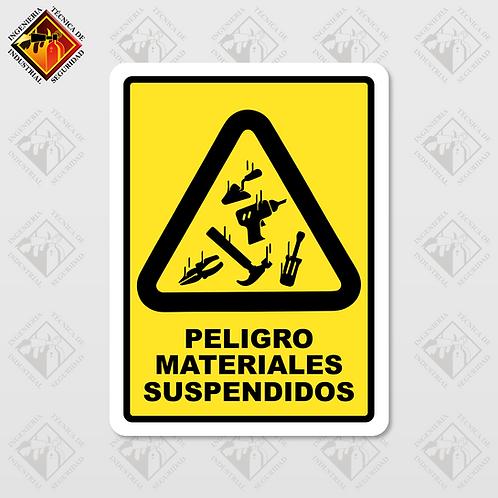 """Señal de """"MATERIALES SUSPENDIDOS"""""""