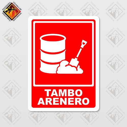 "Señal de ""TAMBO ARENERO"""
