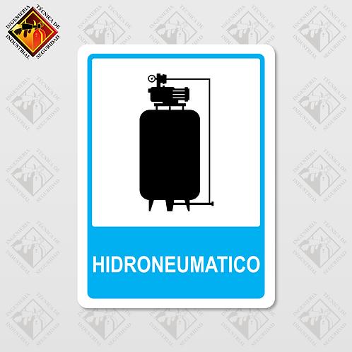 """Señal de """"HIDRONEUMATICO"""""""