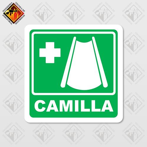 """Señal de """"CAMILLA"""""""