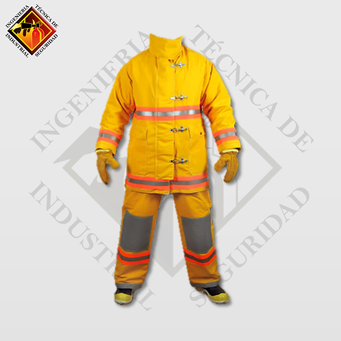 Traje de Bombero Star Light Completo