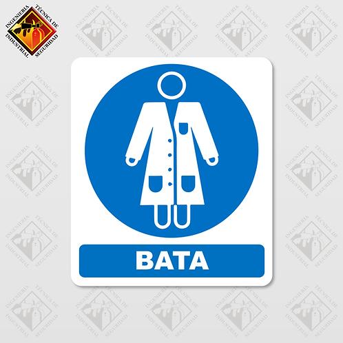 """Señal de """"BATA"""""""