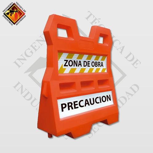 Barrera de Proteccción Vial