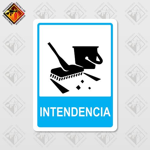 """Señal de """"INTENDENCIA"""""""