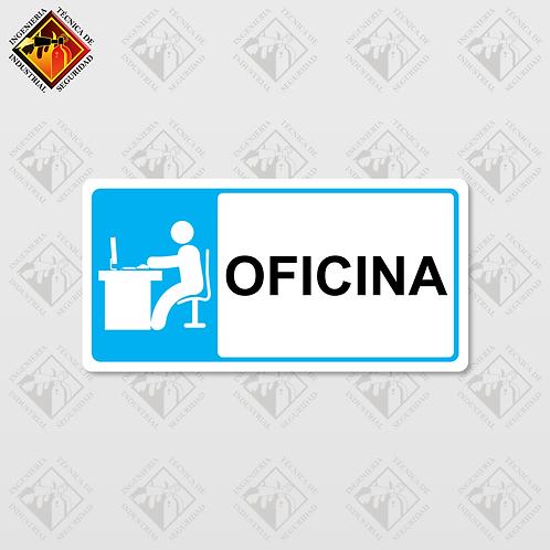 "Señal de ""OFICINA"""