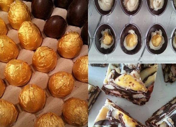 Creamy eggs - 3 pack
