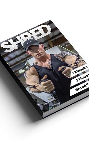 SHRED - 12 Week Program