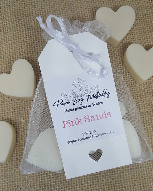 Pink Sands Soy Wax Melts