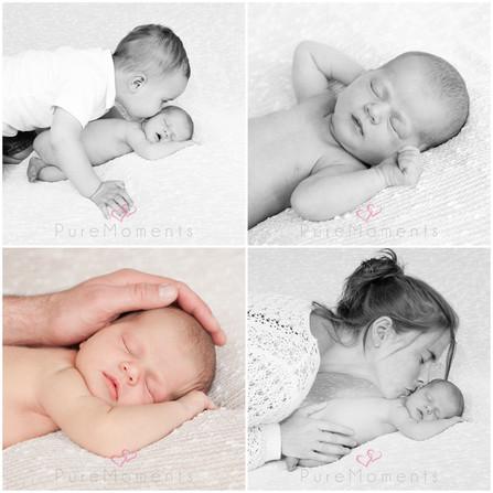 Zwangerschap en newbornfotografie