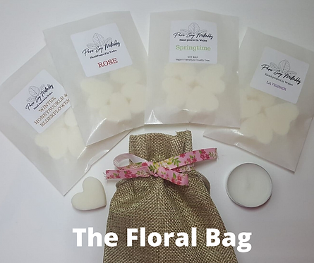 The Floral Bag