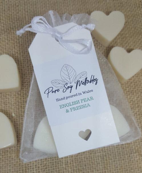 English Pear & Freesia Soy Wax Melts