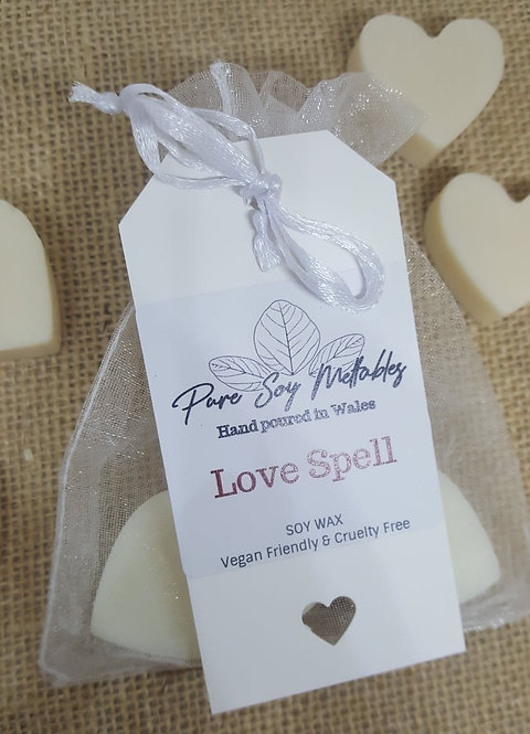Love Spell Soy Wax Melts