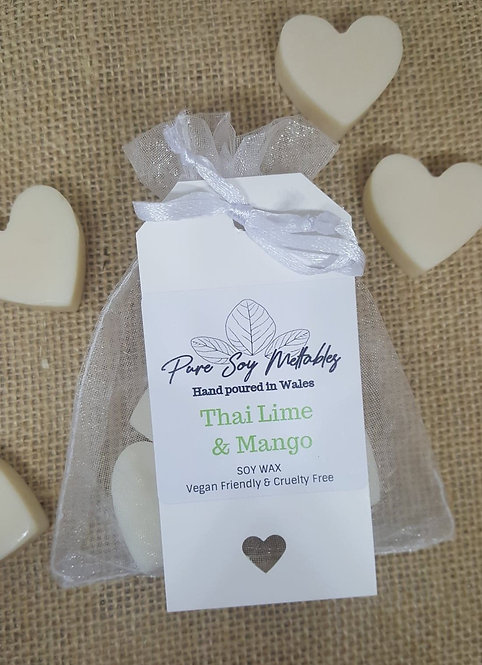Thai Lime & Mango Soy Wax Melts