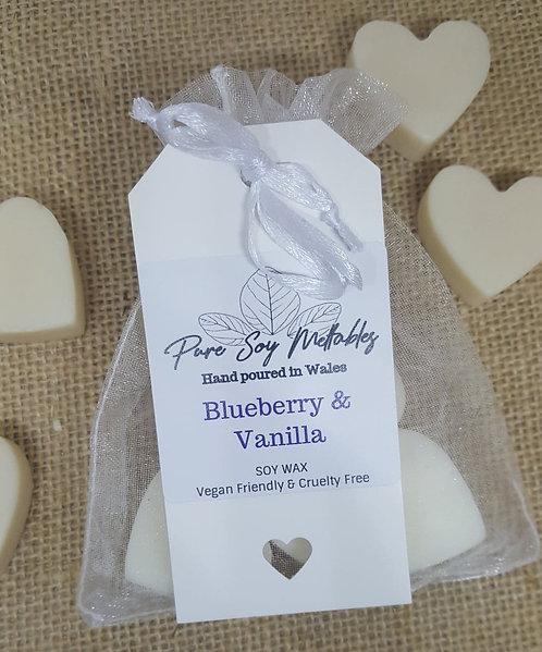 Blueberry & Vanilla Soy Wax Melts