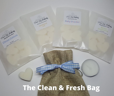 The Clean & Fresh Bag