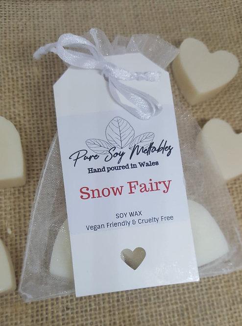 Snow Fairy Soy Wax Melts