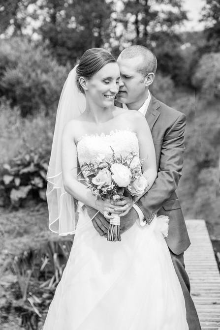 Intiem en fijn, de bruiloft van Siebe en Angelique