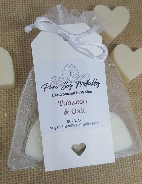 Tobacco & Oak Soy Wax Melts