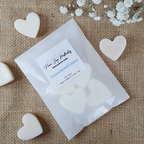 Laundered Linen  Soy Wax Melts