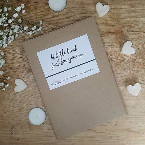 'A Lttle Treat Just for You' Letterbox Gift