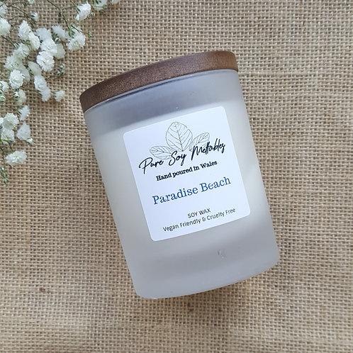 Paradise Beach Soy Candle