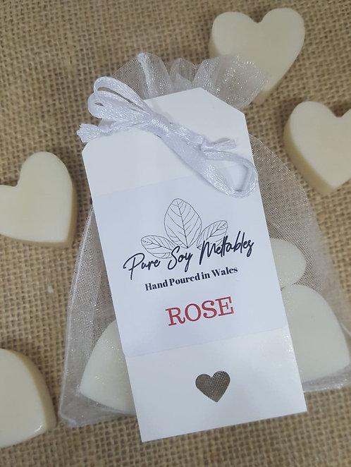 Rose Soy Wax Melts