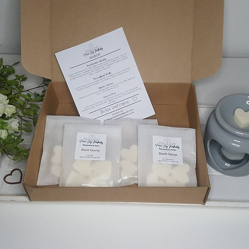 Soy Wax Melt  3 Months Subscription Box