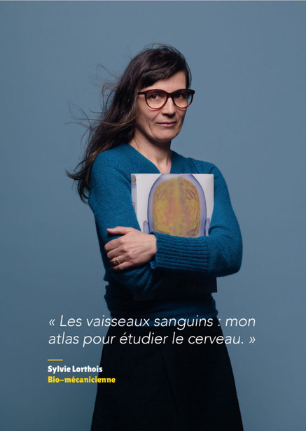 Sylvie Lorthois -  Bio-mécanicienne