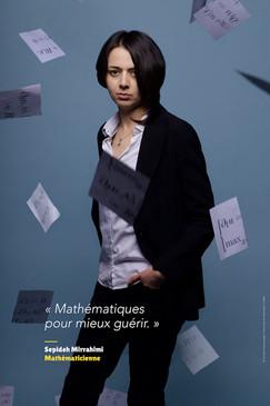 Sepideh Mirrahimi - Mathématicienne
