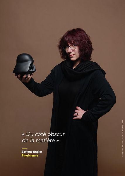 Corinne Augier – Physicienne