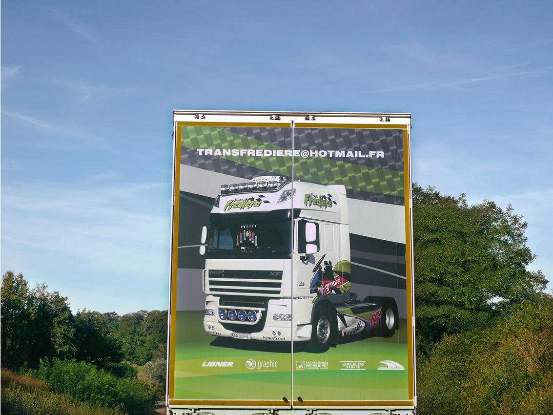 Le camion, 2012